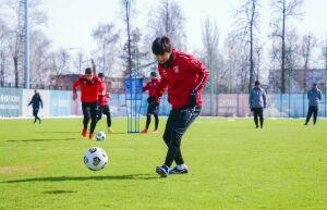 «Рубин» объявил о том, что полузащитник Хван Ин Бом восстановился после травмы