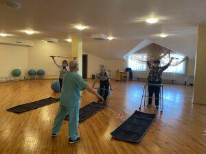 Медики Татарстана начали восстанавливать здоровье после Covid в санатории Казани