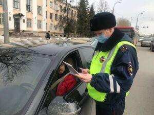 «Растонируюсь только в сервисе!»: ГИБДД Казани ловила наглухо тонированные авто