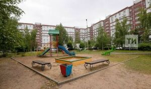 В Альметьевске в программу «Наш двор» вошли 93 дворовые территории