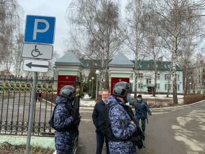 После Советского суда в Казани эвакуировали Кировский районный суд