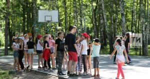 В Набережных Челнах летом в лагеря отдыха отправятся 19 тыс. школьников