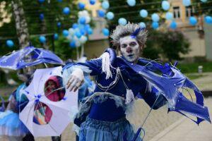 Артист Цирка дю Солей выступит на всероссийском фестивале театров в Альметьевске