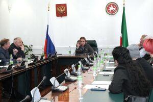 Аюпова предложила проекты для реализации потенциала татарстанских фотографов