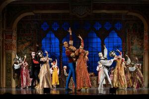 Петербуржцы показали казанцам свое видение истории Ромео и Джульетты