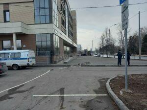 В Казани эвакуировали Советский районный суд из-за сообщения о бомбе
