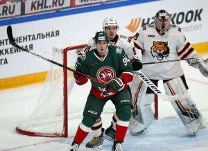 Нападающий «Ак Барса» подписал контракт с клубом НХЛ