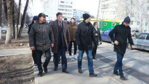 Архитекторы подготовили проект реконструкции бульвара Р.Фахретдина в Альметьевске