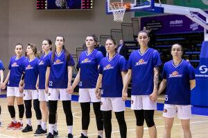 Баскетболистки «Казаночки» заняли 5-е место в чемпионате женской Суперлиги-1