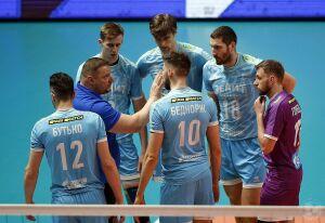 «Зенит-Казань» выиграл последний матч под руководством Владимира Алекно