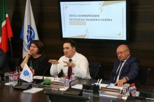 Ильшат Фардиев заявил о том, что бюджет федерации лыжных гонок Татарстана будет увеличен