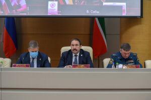 «Без контроля не будет порядка»: в Татарстане вновь обсудили ситуацию с пожарами