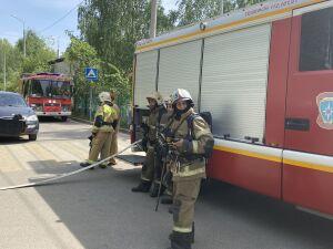 Из-за сообщений о заложенных взрывных устройствах в Казани эвакуировали несколько школ