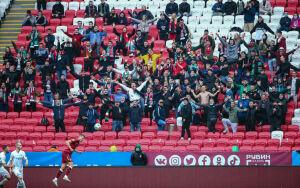На матче «Рубин» – «Ротор» ожидается до 12 тысяч зрителей