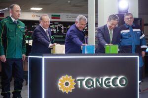 «Это огромные инвестиционные проекты»: Минниханов запустил ряд производств в Нижнекамске