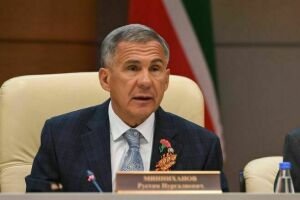 Минниханов проголосовал на праймериз «Единой России»