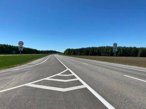 Летом с ветерком: На трассах в Татарстане увеличили максимально разрешенную скорость