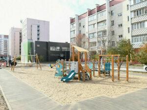 Работы по программе «Наш двор» начались в 329 дворах 34 районов Татарстана