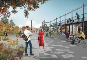 Креативный кластер и туризм: в Татарстане строят второй экстрим-парк европейского уровня