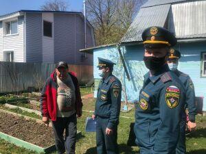 Дым для нас сигнал опасности: МЧС РТ проверило, следуют ли дачники пожарной безопасности