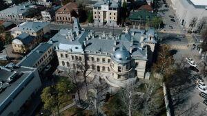 Дом генерала, туберкулезный диспансер, музей: Хайруллин рассказал об усадьбе Сандецкого
