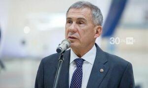 Минниханов: Подвиги татарстанцев в годы Великой Отечественной войны никогда не померкнут