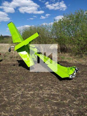 У трассы в РТ рухнул легкомоторный самолет, есть погибшие