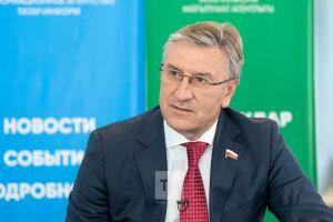 Айрат Фаррахов: «Наш приоритет – поддержка социально незащищенных семей Татарстана»