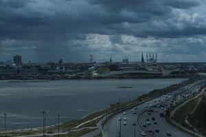 Град и грозы: Гидрометцентр рассказал о погоде в Татарстане на этой неделе