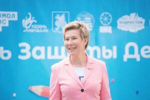 Ольга Павлова: «Социальная политика и спорт – два приоритетных направления моей работы»