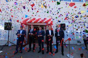 В Татарстане открылся дилерский центр Ростсельмаш