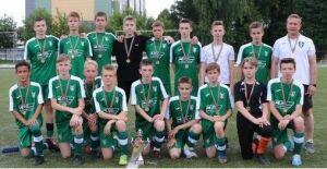 Команда из Зеленодольска выиграла республиканский этап турнира «Кожаный мяч»