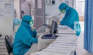Засутки коронавирусом заразился еще 31татарстанец