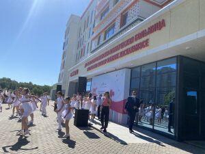 В Казани открылся первый в ПФО Центр детской онкологии, гематологии и хирургии