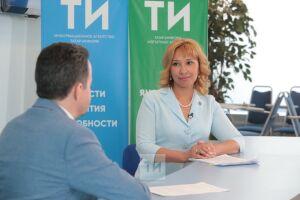 Эльмира Зарипова: «Мы каждому безработному можем предложить два-три рабочих места»