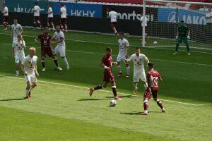 «Рубин» обыграл в Казани «Нижний Новгород» в первом контрольном матче межсезонья