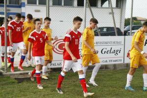 Полузащитник «Рубина» отметился дублем в игре за юношескую сборную России