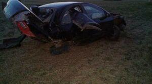 Мужчина серьезно пострадал, вылетев на авто в кювет с трассы в Татарстане