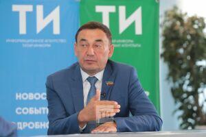 Марат Нуриев: «Будем продвигать татарстанские инициативы на федеральном уровне»