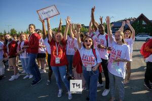 Летний кампус президентской академии в Татарстане объединил более 180 студентов