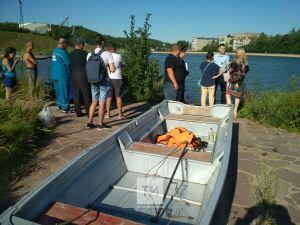 В Лениногорске во время купания в озере утонул мужчина