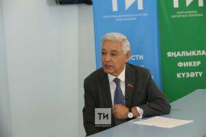 Мухаметшин: Я за то, чтобы в Госдуме были представители всех политических партий