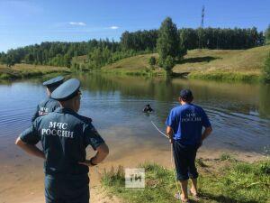 В Зеленодольске в озере утонул мужчина