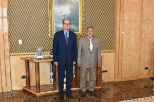 Минниханов оценил перспективы сотрудничества Татарстана и Сенегала
