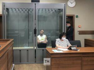 В Казани судят мужчину, который из мести поджег пункт полиции