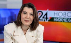 Ведущая новостей нижнекамского канала НТР24 стала пресс-атташе ФК «Нефтехимик»