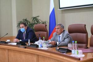 Минниханов: В условиях пандемии Татарстан продолжает привлекать инвесторов