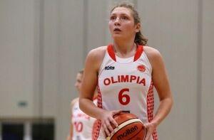 Баскетболистка из Беларуси подписала контракт с «Казаночкой»