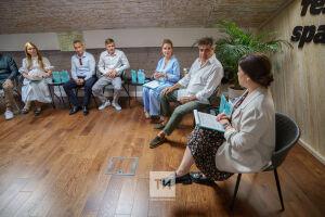 Взгляд в будущее: лидер партии «Новые люди» обсудил в Казани пути развития Татарстана