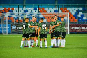 Футбольный «Нефтехимик» в Нижнекамске разошелся миром со «СКА-Хабаровском»